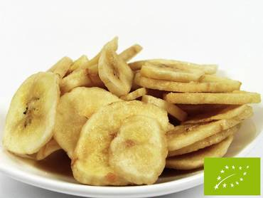 Bio Bananenchips, 500g