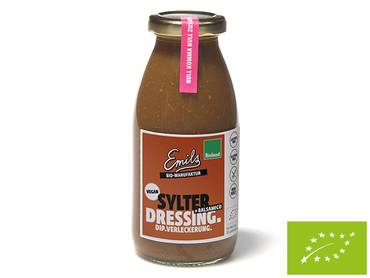 Bio Emils Sylter Balsamico-Dressing, 250ml